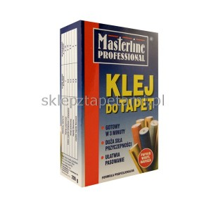 KLEJ DO TAPET MASTERLINE 120g